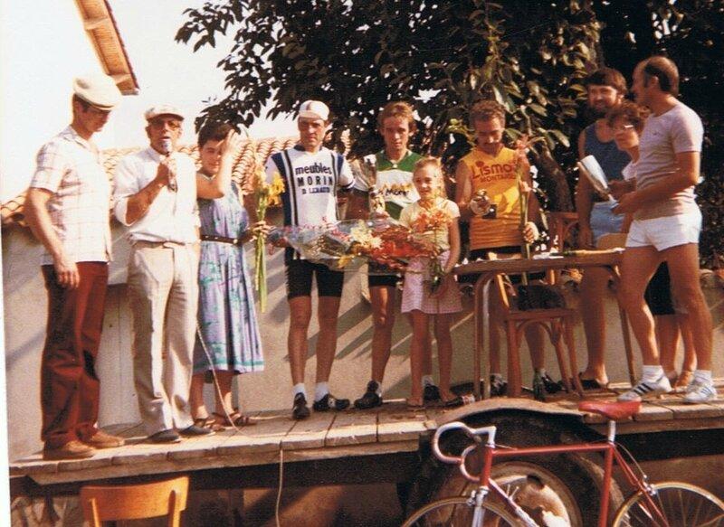 Saint-Aulaye 1984 Deschartres 1°, Jouannel, X, Lissandreau Chonis, Delugin