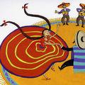Eveil à la musique - Sifflet - Samba - Editions Atlas Jeunesse