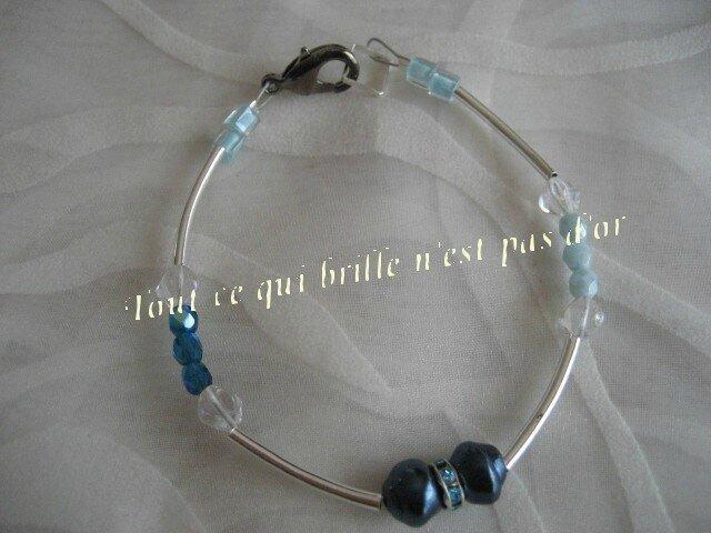 Bracelet bleu_09 07 2014