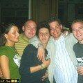 Yelena, Jérome, Dannick et Mauro