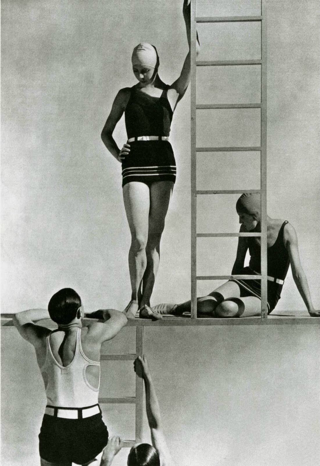 Georg Hoyningen Huene Bathing Suits,1929