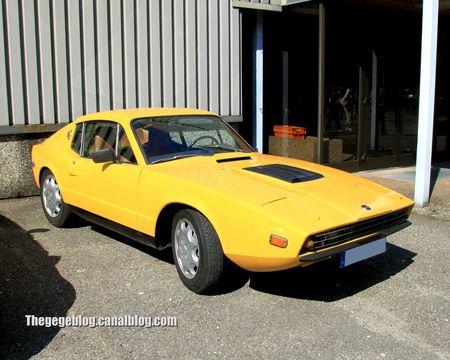 Saab sonett III (1970-1974)(Auto Retro nord Alsace Betschdorf) 01