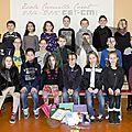 Photo de classe 2014 2015