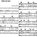 First of may (the bee gees)