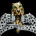 Cartier's 'wild cats' at christie's geneva, magnificent jewels, 10 november 2015