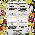 Le festival féministe anti-colonial annulé... puis maintenu