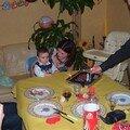 Le gâteau des 1 an de noa...