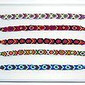 Commande : bracelets brésiliens (partie 2/5)