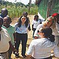 marchés agricoles: la mission dans les champs