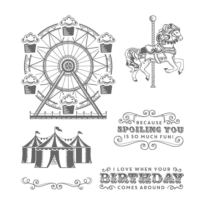 carousel-birthday