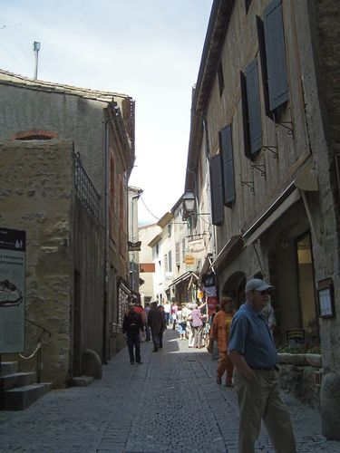 Carcassonne-rue Cros Mayrevieille