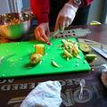 Cours de cuisine - partie 3