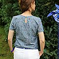 TOP Jean fleuri 05