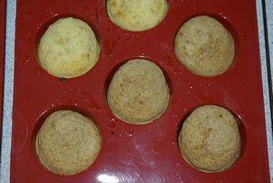 Muffin à la cannelle 3