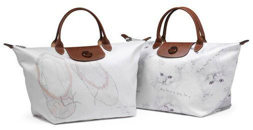 Лимитированная коллекция Longchamp.