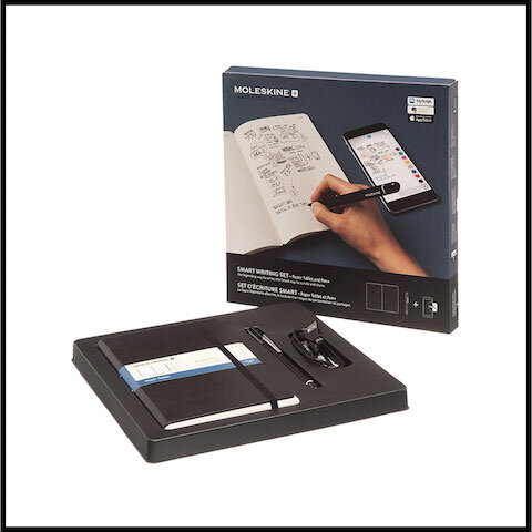 moleskine smart writing set 2