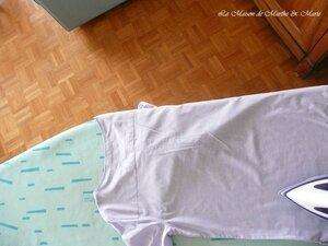 La maison de Marthe & Marie chemise à jabot 5