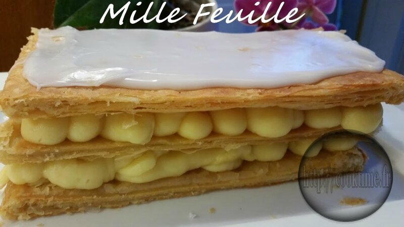 Mille feuille Thermomix 2