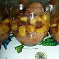 Mousse choco-pomme