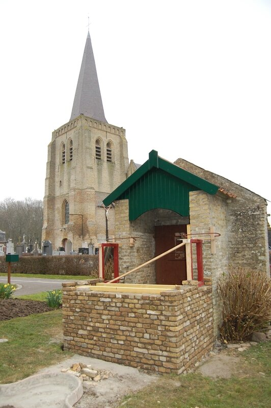 construction petite chapelle avril 2016 (9)
