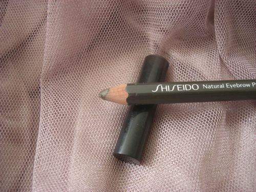 shiseido crayon sourcils naturels - BR 602 Brun foncé (7)
