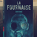 La fournaise t.1 : enfermé, alexander gordon-smith