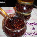Confiture de figues