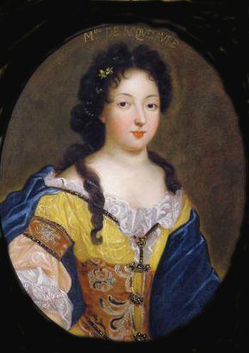Marie-Louise de Montmorency-Laval, duchesse de Roquelaure