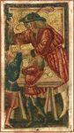 Bateleur-cartes d-Ercole d-ESTE-1450-1480-Beinecke Library