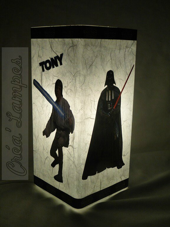 luke skywalker tous les messages sur luke skywalker cr a 39 lampes. Black Bedroom Furniture Sets. Home Design Ideas