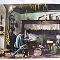 Intérieur Béarnais datée 1980