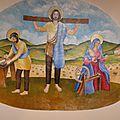 Fresque Eglise St AUBAN 004