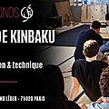 Cours de kinbaku