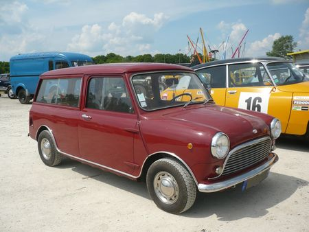 INNOCENTI Mini T 1967 Madine (1)