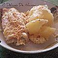 Endives cuites au poulet & sauce mornay