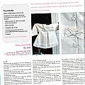 Passion Couture Créative n°6 - octobre novembre décembre 2014 - Page 22