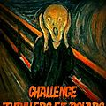 Challenge thrillers et polars récap