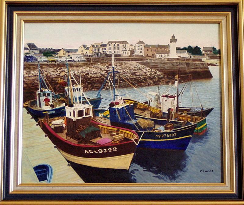 Port Haleguen de P. Lucas