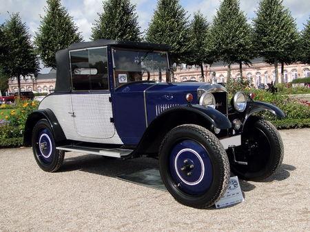 PEUGEOT Quadrilette 172R 1926 Classic Gala de Schwetzingen 2009 1