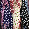 Les écharpes toutes douces en laine et soie de vdmd