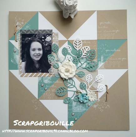 Page origami -1