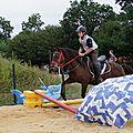 équitation d'extérieur - parcours en terrain varié (195)