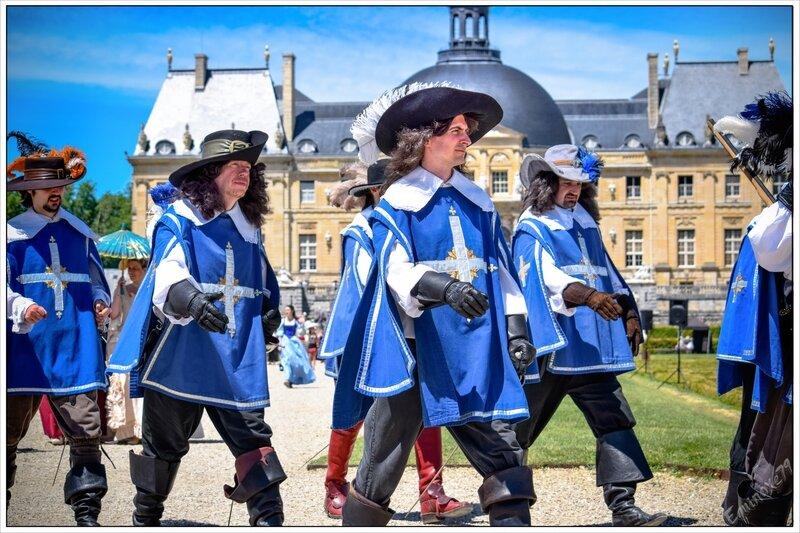 mousquetaires chateau vaux le vicomte lame en seine equinoxe79 (5)