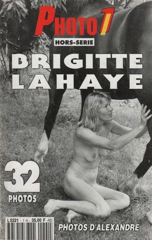 Brigitte Lahaie zoophilie (2)
