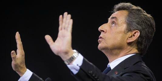 Sarkozy octobre 2012