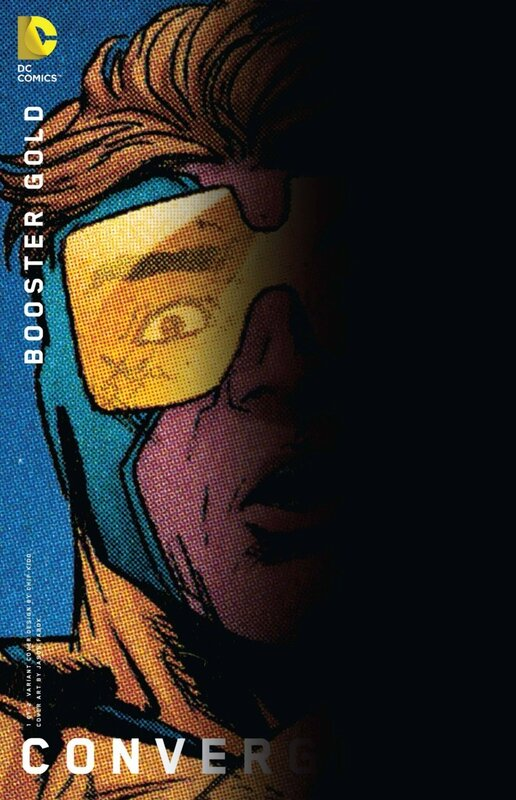 convergence booster gold 1 chip kidd variant