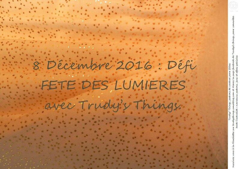 DEFI FETES DES LUMI7RES 2016