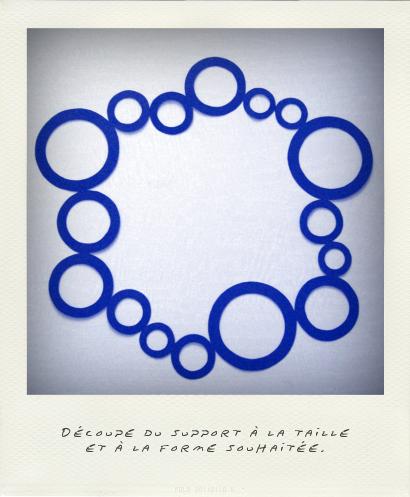 Décoration - Tuto Miroir Strass - Bricolage - Little Curiosité (1)