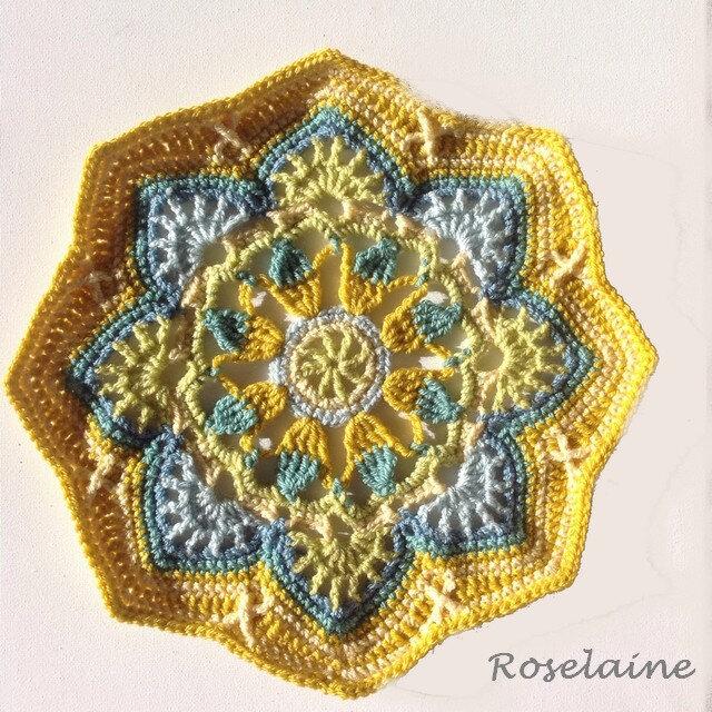 Roselaine Persian Tiles 7