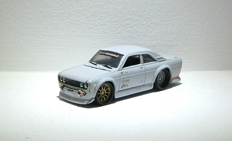 Datsun 510 (Muscles Machines by Funline)